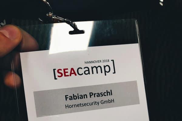 SEAcamp Hannover 2018: Lehrreich. Unterhaltsam. Interaktiv.