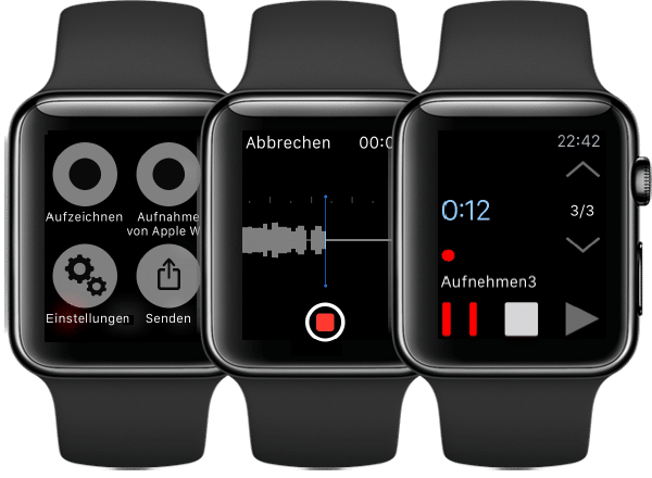 "sprachnotizen apple watch- Sprachnotizen über Apple Watch automatisch mit To-Do-App ""Todoist"" als Task erstellen"