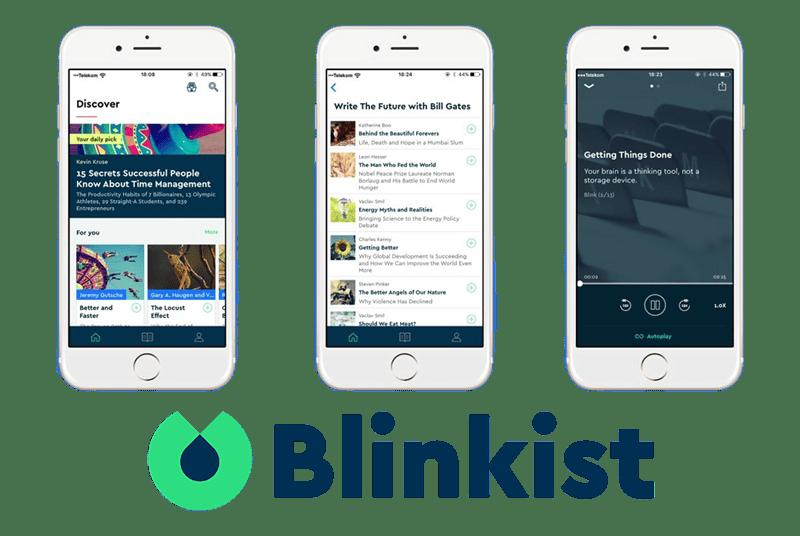 Blinkist – warum mir die App keinerlei Mehrwert bietet